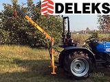 Gruetta idraulica DELEKS® per trattore