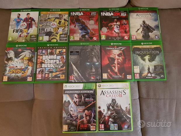 Giochi Xbox One / Xbox 360