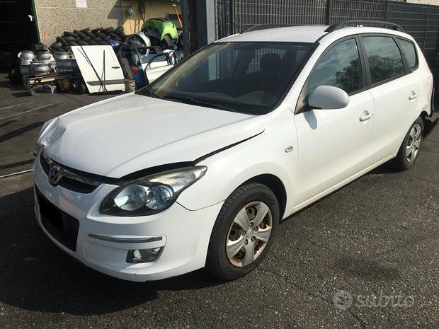 Ricambi Hyundai i30 1.4 Benzina / GPL 2011