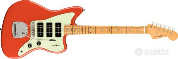Fender Noventa Jazzmaster, Maple Fingerboard, Fies