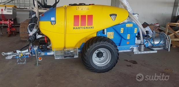 Nebulizzatore nuovo Martignani KWH M612