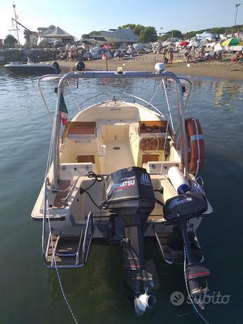 Barca di 5 metri