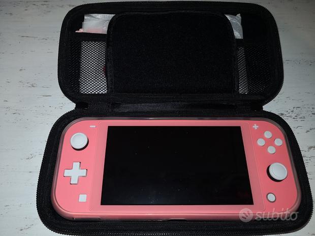 Nintendo Switch lite Rosa
