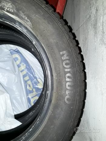 Gomme invernali norauto 175/65 r14 usate poco