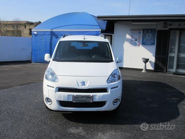 Peugeot Partner Tepee 1.6 8v HDi 115cv 5 POSTI