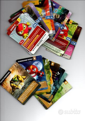 Carte Super foodies - vari numeri