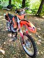 KTM 520 cross/motard