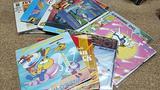 45 giri cartoni animati anni 80 dischi vinile