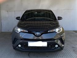 Toyota chr 2019 grigio