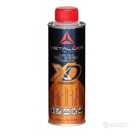 Metalubs X P/D Tratt. carburante benzina/diesel