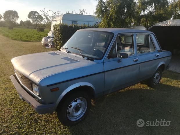 Fiat 128 cl berlina 1.1cc 1980