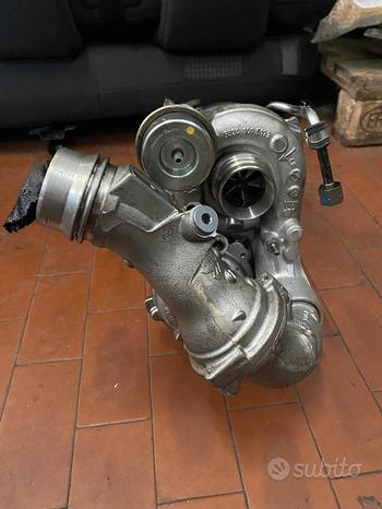 Turbina motore Mercedes E 220 2016 Biturbo