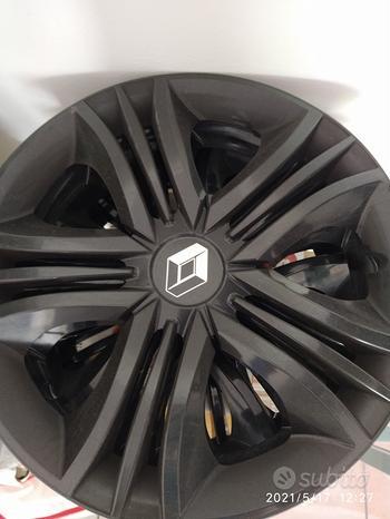 Borchie copricerchi Renault 14