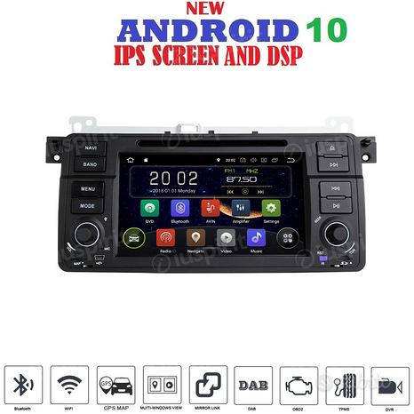 ANDROID Bluetooth GPS autoradio navigatore MG ZT