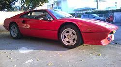 FERRARI 308 GTB qv Targa Oro 1983