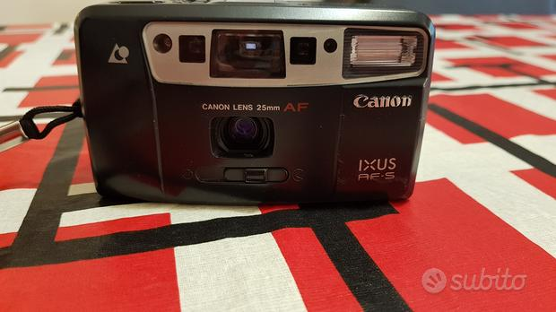 Canon IXUS AF-S IX240 - Analogica del 1996