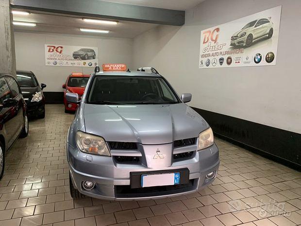 Mitsubishi outlander gpl scadenza 2027 tagliandata