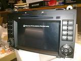 Radio Monitor ANDROID Mercedes Classe A B VITO