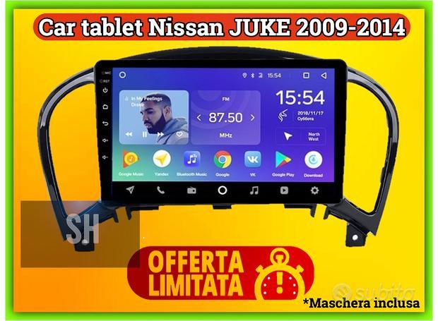 Autoradio navigatore NISSAN JUKE 2007-2013