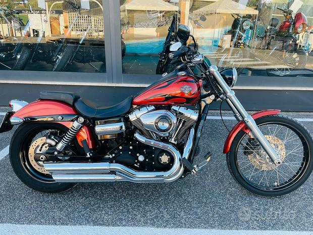 Harley-davidson Wide glide Flames