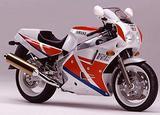 YAMAHA FZR 1000 ExUp '90 - Pezzi vari