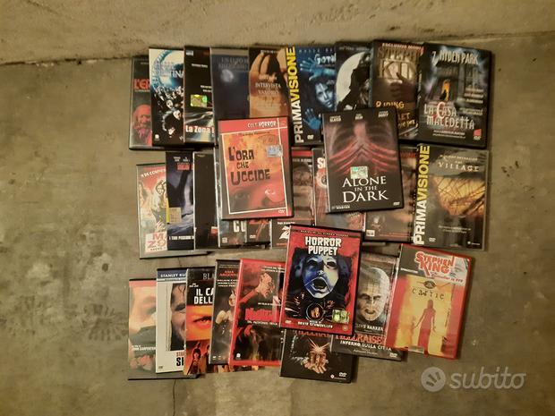 Lotto stock film dvd horror