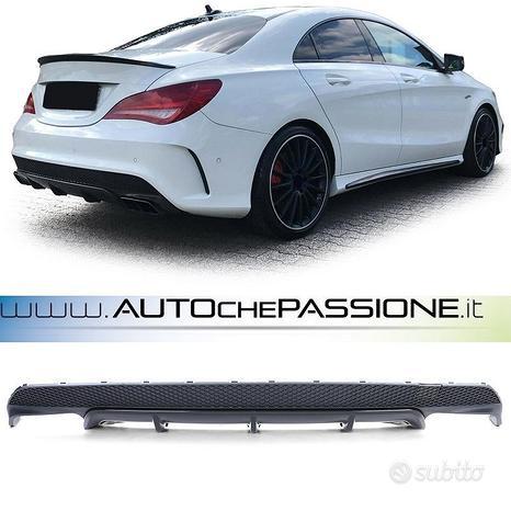 Estrattore AMG45-look Mercedes CLA C117 2013>201