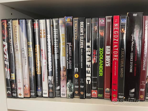 Dvd vari ed edizioni limitate