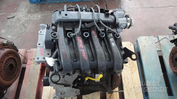 Motore Renault Clio 1.2 Benzina D4FD7 anno 2007