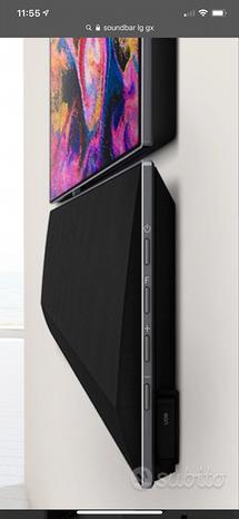 Home theater 5.1 Soundbar LG GX + casse posteriori