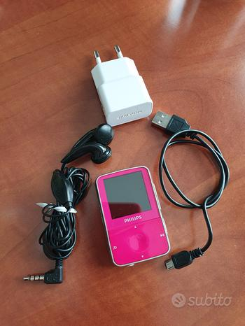Lettore mp3 Philips GoGEAR video player