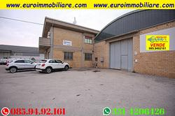 Capannone industriale + uffici e casa custode