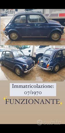 Fiat 500 L berlina