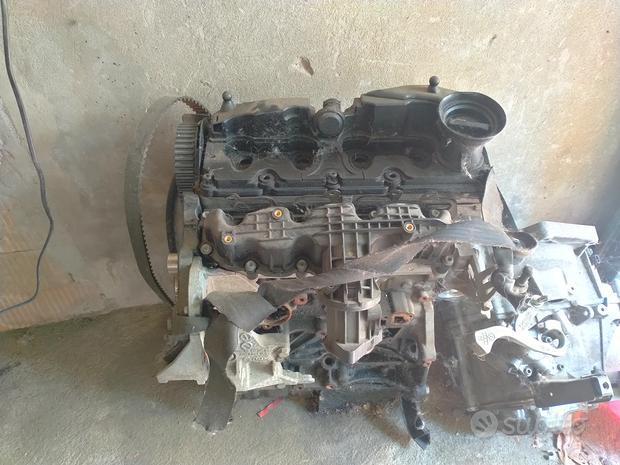 Motore Audi A3 2012 CAY 1.6 TDi 66kw con 86000 km