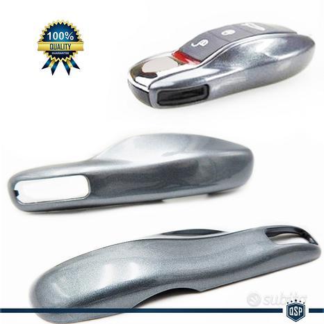 Guscio Grigio per Chiave Porsche Cover Telecomando