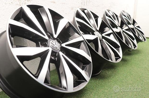 Cerchi VW T Roc Seat Ateca Skoda 17 ORIGINALI