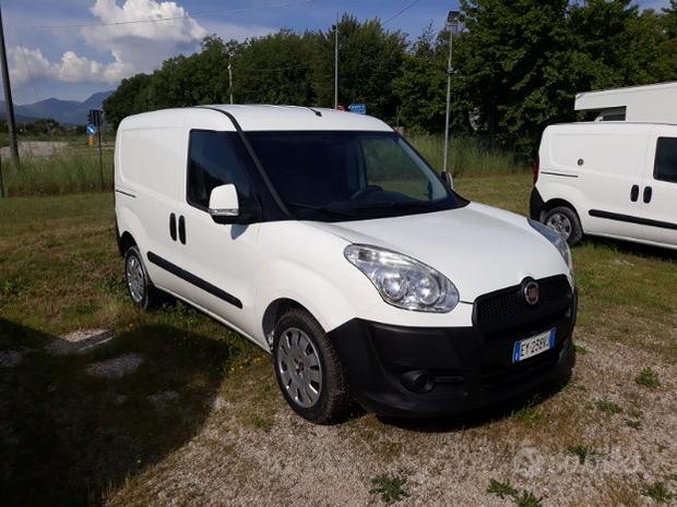 Fiat doblo' 1400 turbojet - metano