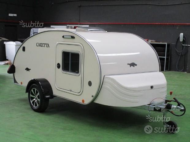 Minicaravan Caretta, meno di 750Kg nuova vari tipi