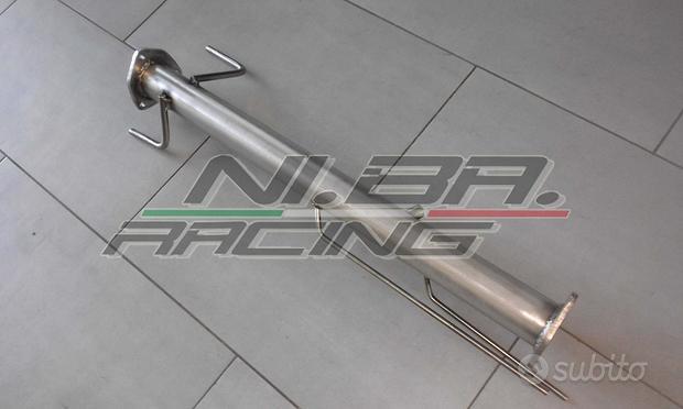 Downpipe tubo dpf OPEL ANTARA CAPTIVA 2.0 150 cv