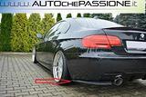Coppia splitter posteriori BMW 3 E92 10>13