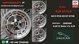 Cerchi xjs 6x 15 5x120,65 et35 jaguar XJS XJ6