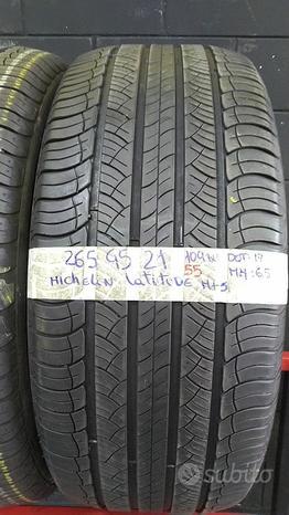 Michelin latitude 265 45 21