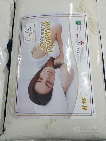 Fabbrica materassi cuscino memory foam