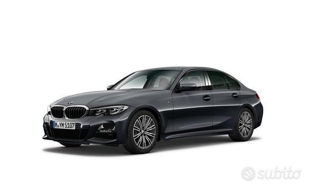 BMW 318 d 48V Msport *Nuova