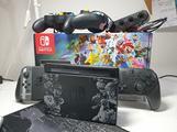 Nintendo switch super smash bros limited edition