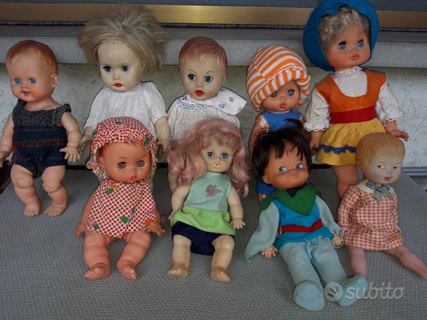Bambolotti bamboline vintage