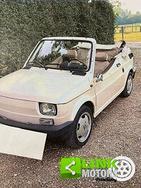 FIAT  126 Trasformata Cabrio a libretto