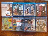 Blu ray e Dvd Marvel Dc cofanetti e anime