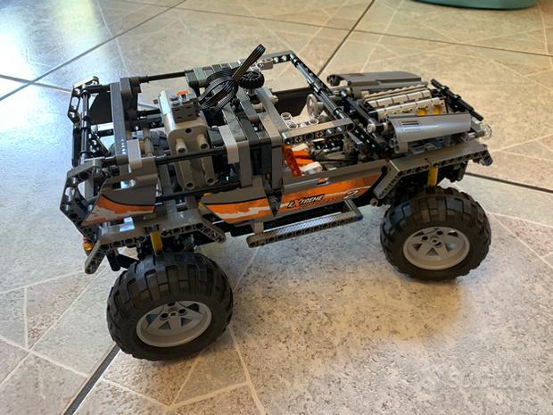 Jeep Buggy Lego Technic 8297