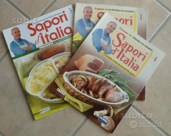 Sapori d'Italia - Le ricette di Davide Mengacci